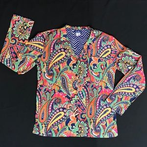 Vera Bradley Multicolor Blouse with pocket-small